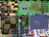 "1000 Board & Puzzle Games Windows The title screen of the ""Puzzle and Board XP Championship"" compilation"