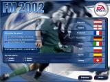 Fussball Manager 2002 Windows choose a League
