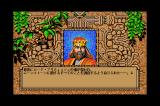Worlds of Ultima: The Savage Empire Sharp X68000 Story, the spirit of Lord British commands you to find out all you can about some stone