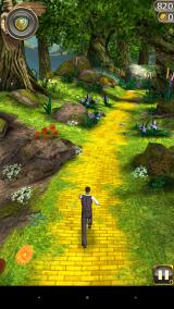 Temple Run: Oz Android Game play start