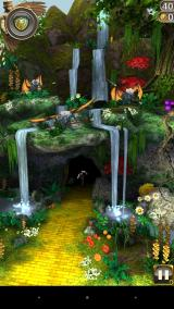 Temple Run: Oz Android The beginning of the endless escape