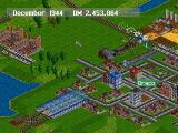 Transport Tycoon PlayStation Gameplay in 2D mode is mostly identical to the DOS original.