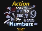 Action SATS Learning: Key Stage 1 4-7 Years: Numbers (Windows