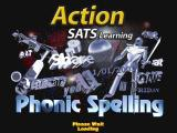 Action SATS Learning: Key Stage 1 4-7 Years: Phonic Spelling Windows The game's load screen