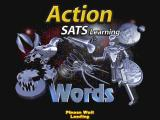 Action SATS Learning: Key Stage 1 4-7 Years: Words (Windows