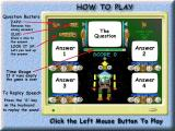 Action SATS Learning: Key Stage 1 4-7 Years: Words Windows This is how the game is played