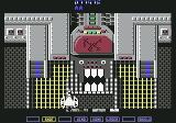 A.L.C.O.N. Commodore 64 Breaking the red window to progress (NTSC)