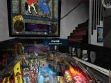 Dream Pinball 3D Windows The view selection menu (upper-right corner). F4 will exit the game, so you want to press C instead :))