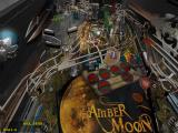 Dream Pinball 3D Windows View type n.2 (Amber Moon table)