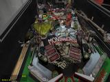 Dream Pinball 3D Windows View type n.6 (Monsters table)