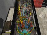 Dream Pinball 3D Windows View type n. 7 (Knight Tournament table)