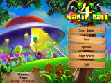 Magic Ball 4 Windows Main menu