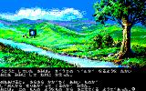 Ultima IV: Quest of the Avatar Sharp X1 Intro