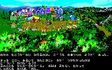Ultima IV: Quest of the Avatar Sharp X1 There's a renaissance fair goin' on