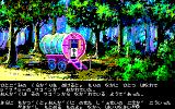 Ultima IV: Quest of the Avatar Sharp X1 Gypsy wagon