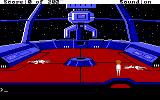 Space Quest: Chapter I - The Sarien Encounter DOS Roger Wilco in the Control Room