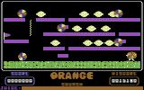 Orange Squash Commodore 64 Get to the flag