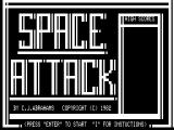 Space Attack (TRS-80