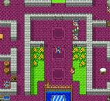 Dragon Quest I & II SNES Castle in DQ