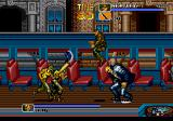 The Punisher Genesis Time to fight against first boss