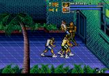 The Punisher Genesis Catch enemy