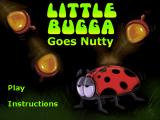 Little Bugga Goes Nutty Browser The game's title screen