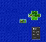 Dragon Quest I & II SNES That's the world map?? (DQ2)