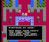 Dragon Warrior IV NES The kings explains the situation