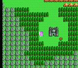 Dragon Warrior IV NES World map