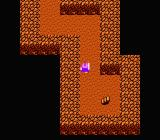 Dragon Warrior IV NES In a dungeon