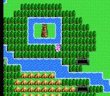 Dragon Warrior IV NES Out of the cave, to the tower!
