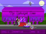 Valet Ballet Browser Playing level two