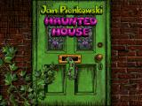 Jan Pienkowski Haunted House Windows The title screen (English)