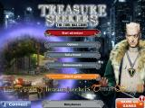 Treasure Seekers: The Time Has Come iPad Title ans main menu