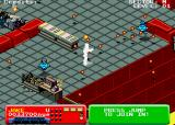 Escape from the Planet of the Robot Monsters Arcade Fast, flying cannons