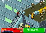 Escape from the Planet of the Robot Monsters Arcade Time to attack