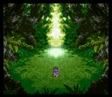 Dragon Warrior III SNES What a view!