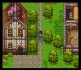 Dragon Warrior III SNES In your home town