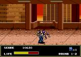Mazin Saga: Mutant Fighter Arcade Second level