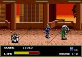 Mazin Saga: Mutant Fighter Arcade More enemies