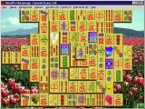 Moraff's Morejongg Windows The later Windows game has a hint feature which causes available pairs to flash