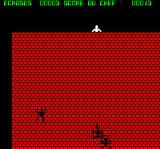 Caspak Oric Falling attackers take out everyone beneath them