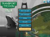 Transport Tycoon iPad Title and main menu (Demo (Lite) version)