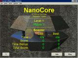 NanoCore Windows The game's title screen