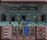 Drakkhen SNES Dungeon with puzzles