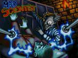 Full Tilt! 2 Pinball Windows 3.x Mad scientist table: title screen