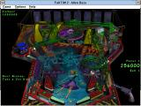 Full Tilt! 2 Pinball Windows 3.x Alien daze table: gameplay