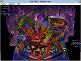 Full Tilt! 2 Pinball Windows 3.x Captain Hero: gameplay