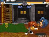 SD Fighters Arcade Brutal fight