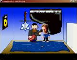 Robert Redford Saves the Day: Episode 2 - The Pit and the Pendulum Windows Rockin' Rabbi, one of the most rockin' Jews in video game history